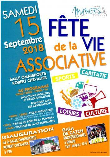 fete de la vie associative
